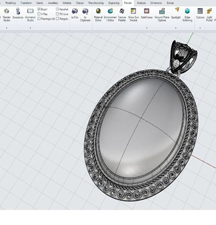 custom silver jewelry designs