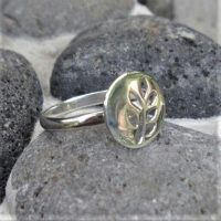 Leaf Ring