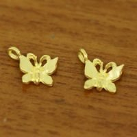 Sterling Silver Butterfly Charms
