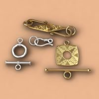 sterling silver clasps category